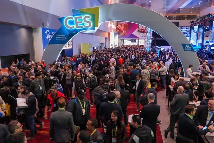 Consumer Electronics Show (CES) Las Vegas, Nevada