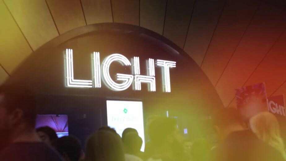 Nightclub launch party at Light – Las Vegas, Nevada
