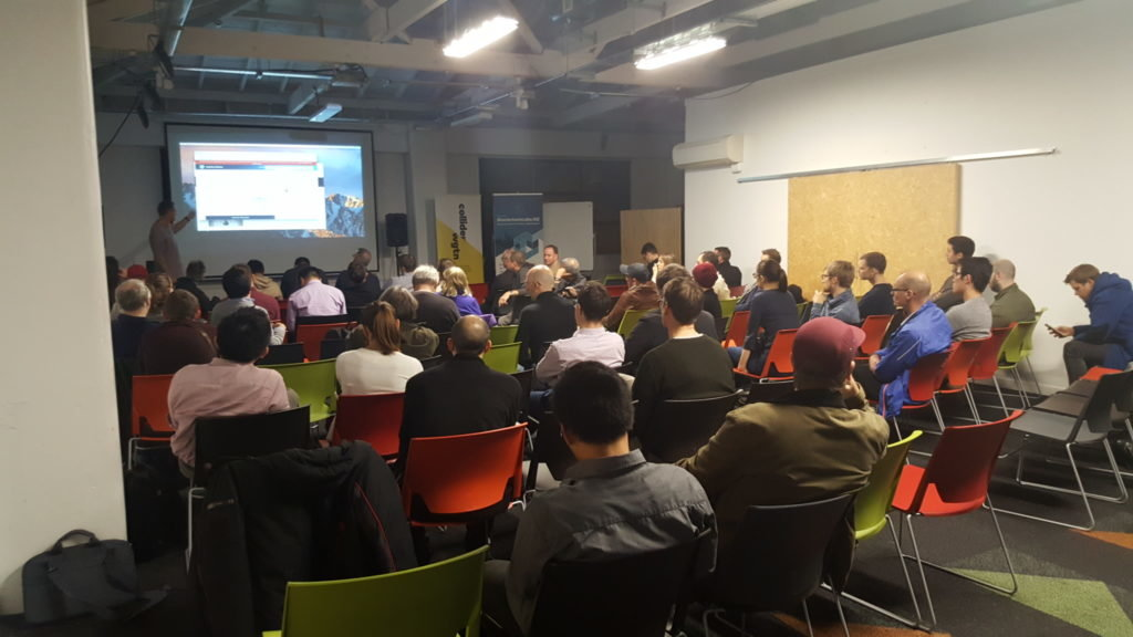 Blockchain User Group Meetup – Los Angeles, California