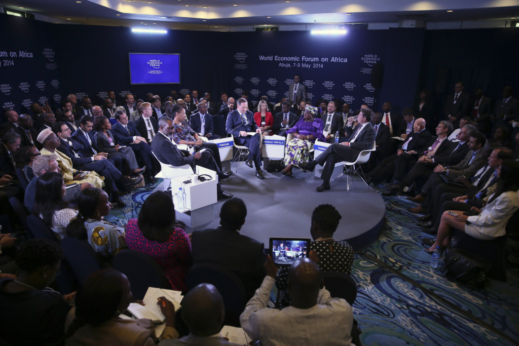 World Economic Forum – San Francisco, California
