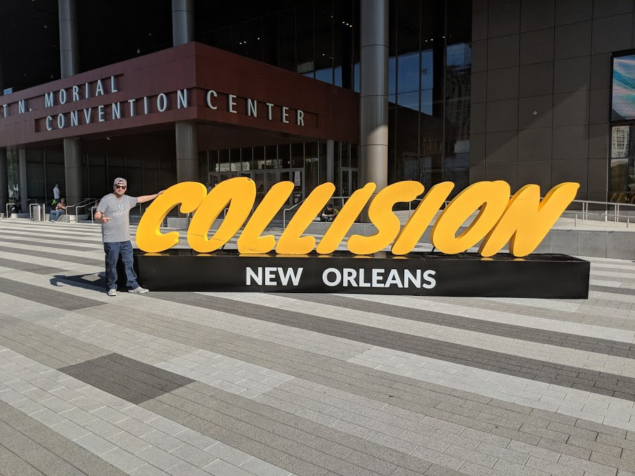Collision 2018 – New Orleans, Louisiana