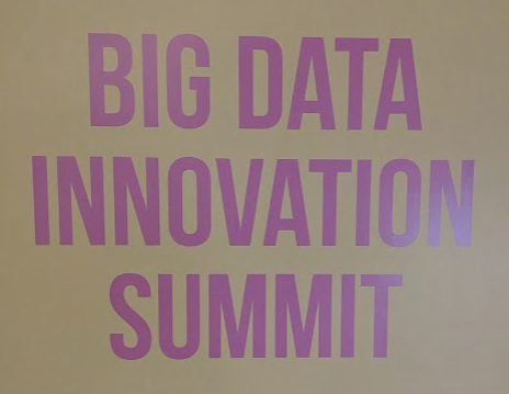 Big Data Innovation Summit – Las Vegas, Nevada