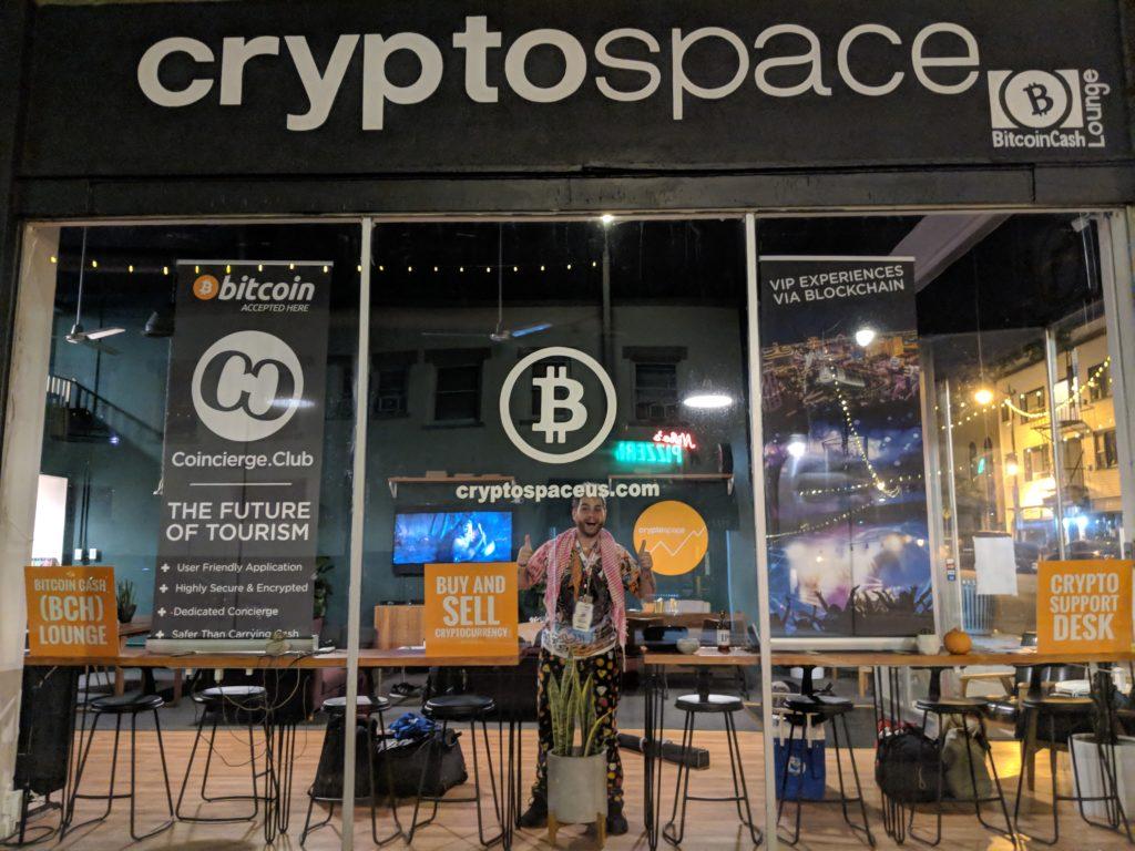 Kenn Bosak, Bitcoin Cash