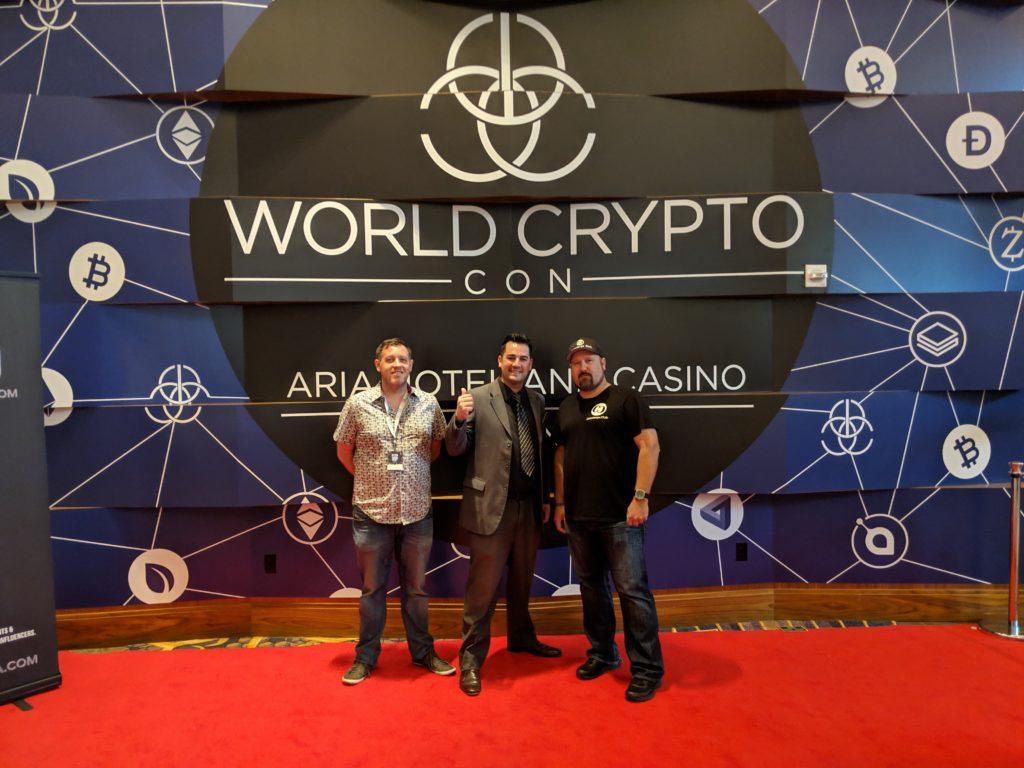 World Crypto Con – Las Vegas, Nevada