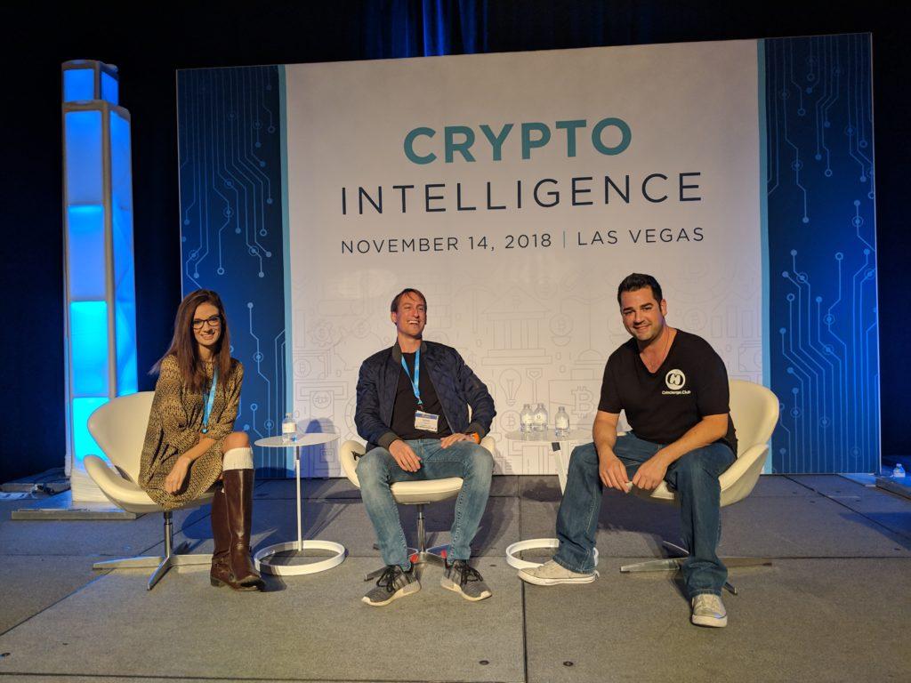 Crypto Intelligence – Las Vegas, Nevada