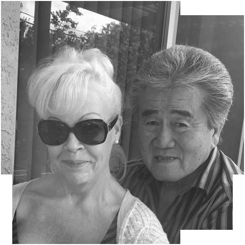 Kathy Tomin & Max Nishimoto
